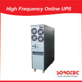 UPS en ligne à haute fréquence du facteur 0.9 de haute énergie 30kVA 27kw pour triphasé avec le point mort