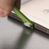 Umsponnenes magnetisches USB-aufladennylonkabel für iPhone und Android
