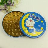 クッキーおよびチョコレート(FV-042927)のためのギフトの錫ボックス