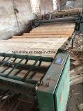 1270mm-2520mm chapa de madera de pino de madera contrachapada