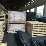 Dumper Rubber Track (350 * 100 * 58) pour Global Market