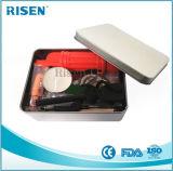 Коробка олова металла скорой помощи шестерни выживания медицинская для напольного