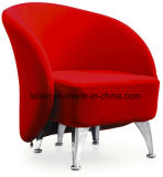 Poltrona singolo Seater moderno di disegno moderno che pranza presidenza (LL-BC063)