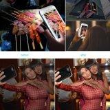 2017 neue geleuchtet leuchten Fall des Fall-LED Selfie