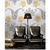 Azulejo de mosaico nacarado de la piedra del shell del color natural de lujo del diseño