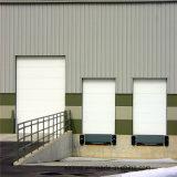 Portelli commerciali esterni del metallo, portello di obbligazione