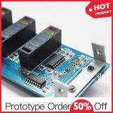 Tarjeta de potencia avanzada del LCD de la espina con UL, RoHS