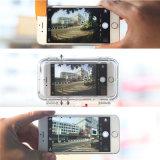 Grand angle 170 degrés HD lentille étanche pour téléphone portable pour iPhone 6 / 6s