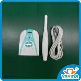 Cámara dental atada con alambre ajustada para el dentista