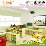 Modèle de salle de classe de gosses d'école maternelle de gosses et de matériel de jardin d'enfants à vendre