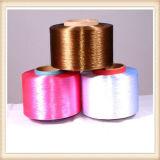 Polyester-Spannlack gefärbtes Garn