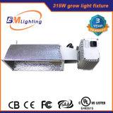 La reattanza magnetica 315W CMH/HPS coltiva la reattanza elettronica degli indicatori luminosi per idroponico