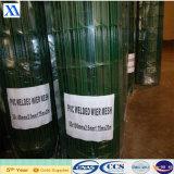 Fábrica soldada cubierta PVC del alambre