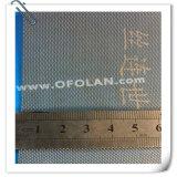 Maglia del filtro ampliata micro nichel dal foro 0.5mm*1.0mm del diamante per la batteria