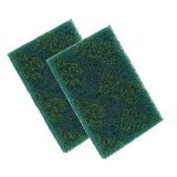Чистый блок листа соскабливая пусковых площадок истирательный (голубой)