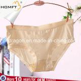 Sommer-Erwähnungs-Hip Breathable Bambusfaser-dünne junge Mädchen-Unterwäsche-Dame-Wäsche Panty