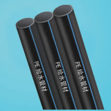 Tubulação do HDPE da matéria- prima da qualidade PE100/80 para a vária finalidade do transporte