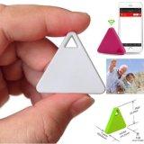 Perseguidor Anti-perdido esperto do mini triângulo para a criança e o animal de estimação