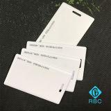 Carte épaisse d'identification de Suspensibility de puce de la carte Em4305 d'IDENTIFICATION RF