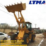 Caricatore della fronda della rotella di tonnellata Zl30 di Ltma 3 da vendere