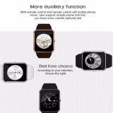 Qw08 Smartwatch Bluetooth GPS WiFi SIM 3G Sports Vigilância inteligente