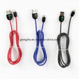 Novo cabo de estilo multi-propósito OEM Rock USB para Android flat cable