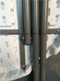 plastica di disegno del rattan di 80cm che piega tavola rotonda per uso del giardino al prezzo di fabbrica