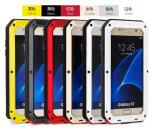 Samsung S7の端のための多色刷りの防水可動装置か携帯電話の箱