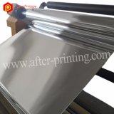 Película de plata metálica de la laminación de la alta corona de la impresión en offset