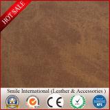 Сбывания новой искусственной кожи Semi-PU кожи 1.2mm PVC тона двойника конструкции мягкой горячие