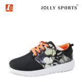 Deportes calientes de las ventas de la manera que funcionan con los zapatos de las muchachas de los muchachos de los cabritos