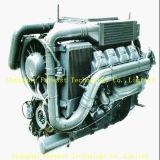 Deutzのエンジン部分が付いているDeutz Bf8l513FL/LC Diesleエンジン