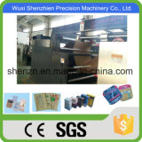 Sgs-anerkannter vollautomatischer Papierbeutel, der Maschine herstellt