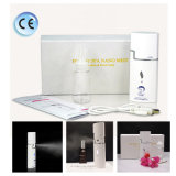 Humectador facial hidratante recargable portable de la cara del vapor de la niebla del USB del rociador atomización nana de la belleza de la mini