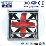 Вентилятор Exhause высокой эффективности малошумный промышленный с штаркой
