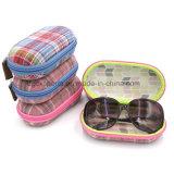 Caixa macia portátil dos óculos de sol de EVA do malote do fabricante