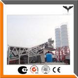 Nueva Designe planta de mezcla completamente automática del concreto preparado de 2017 con capacidad de 25m3/H al procesamiento por lotes por lotes concreto 240m3/H
