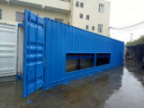 10 toneladas de máquina de bloco de gelo com contêiner