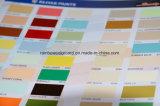 カスタマイズされた単一の側面様式の印刷のカラー・チャート