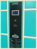 Kast van de Opslag van de Bagage van het Station van de Bus van de Code van Qr van de streepjescode de Veilige