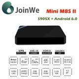 Mini M8sii Amlogic S905X Quad Core Android Smart TV Box