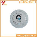 Populäre kundenspezifische Firmenzeichen-Silikon-Cup-Matte für Verkauf