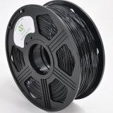 1,75mm 3mm negro PETG de filamentos para la impresora 3D.