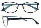 Custom Logo Eyeglass Frames Moda Naked Gafas De Acero De Acero De Gafas