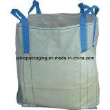 Circulaire FIBC big-bag PP tissés avec des boucles d'angle transversal