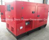 Leises Generator-Set Cummins-50kVA mit Stamford Wechselstrom-Drehstromgenerator