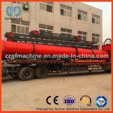 Máquina de fertilizante de secagem rotativa de estrume de aves de capoeira