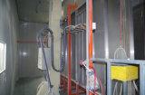 Linha de revestimento eletrostática do pó da alta qualidade