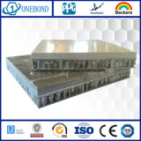 Panel de nido de abeja de aluminio laminado de marmol Mosaico