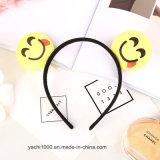 Fascia di vendita calda di Emoji degli accessori dei capelli di stile varia